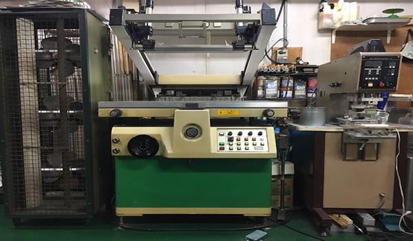 スクリーン印刷機