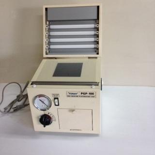 パッド製版機(樹脂版)